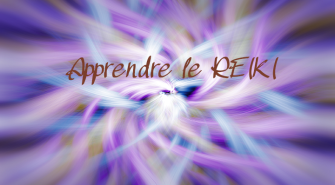 Initiation au Reiki 1er degré