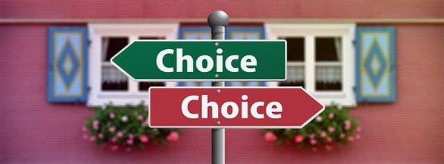 Quelle décision allez-vous prendre ?